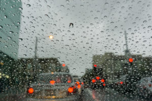 How Does Rain Change the Assessment of Fault in a California Car Accident?