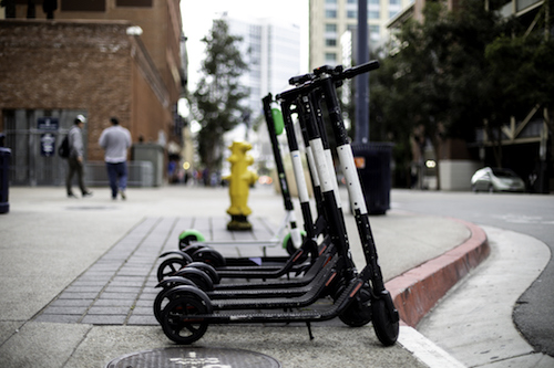 Learn What California Law Says about the Use of E-Scooters and Who is Responsible for Accidents