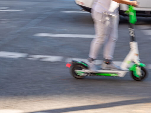 E-Scooter Accidents and California Personal Injury Law: Learn the Facts You Need to Know